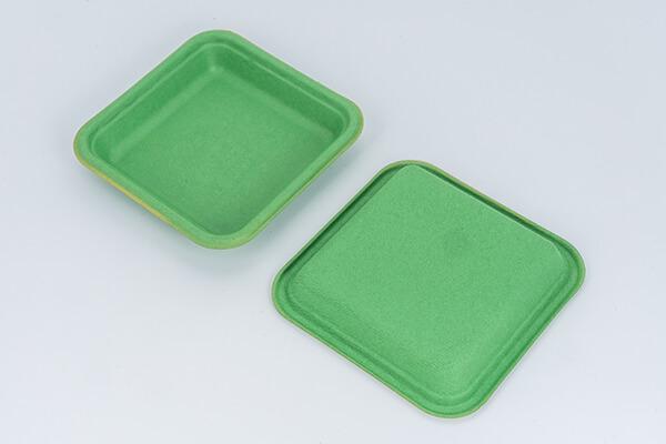 Molded Fiber for Food Packaging