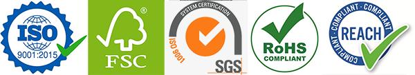 bonito certificates