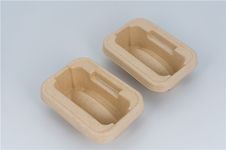 molded fiber tray pack