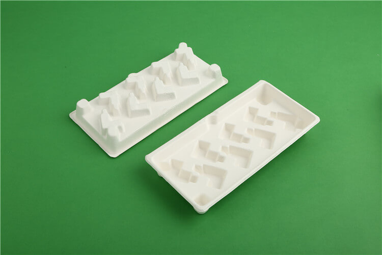 pulp moulding tray