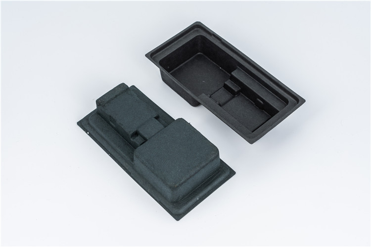 molded pulp tray for cell phone