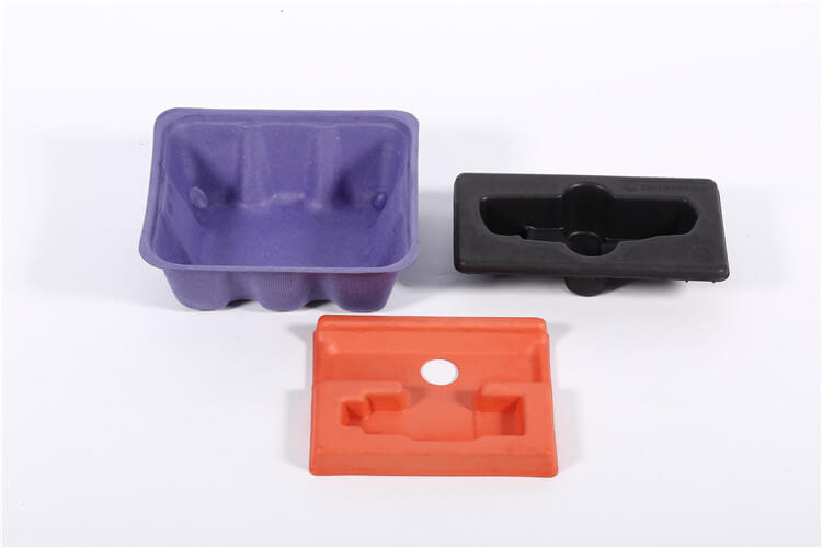 pulp paper trays