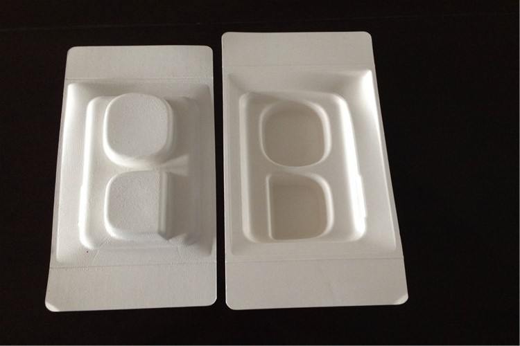 moulded paper pulp packaging