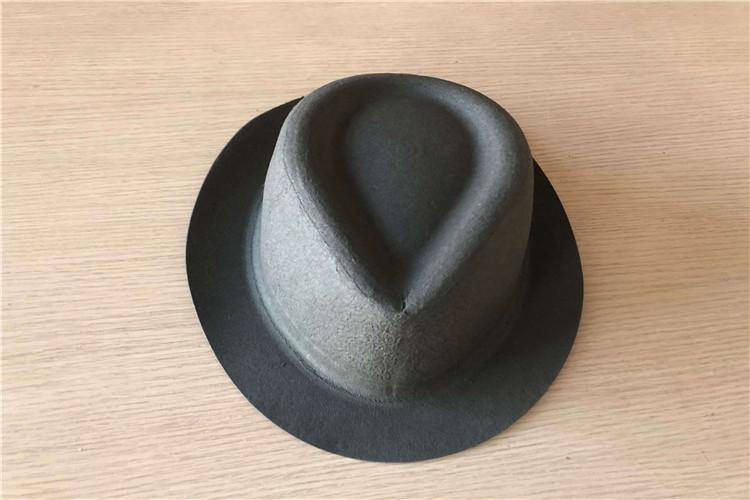 molded pulp paper cap
